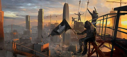 Watch Dogs 2 : La démo de l'E3 !