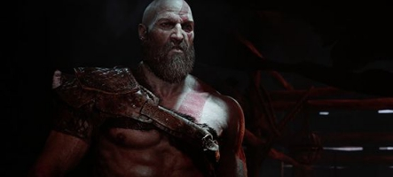God of War : La (longue) démo de l'E3 !
