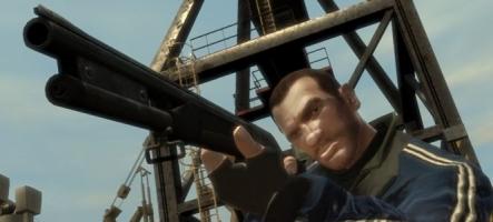 Les premières images de Gay Tony (GTA IV)