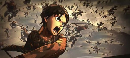 (E3) Découvrez Attack on Titan Wings of Freedom