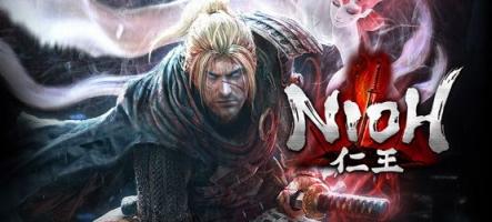 (E3) Nioh, le jeu de samouraïs en démo téléchargeable