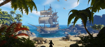 (E3) Sea of Thieves, un jeu de pirates sur Xbox One et PC