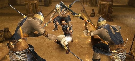 Ubisoft vous offre le jeu Prince of Persia : Les Sables du Temps