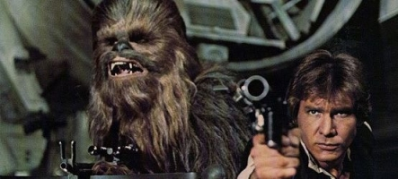 Star Wars en jeu d'aventure façon SCUMM