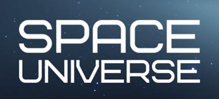 Space Universe : L'espace vous appartient