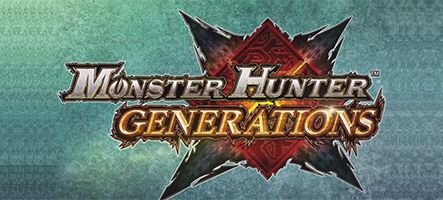 (E3) Monster Hunter Generations : découvrez 15 minutes de gameplay