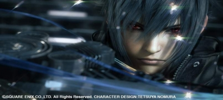 Final Fantasy Versus XIII : Absent au TGS