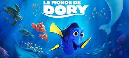 Le Monde de Dory, la critique du film