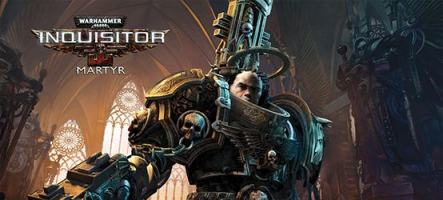Warhammer 40,000: Inquisitor s'illustre en vidéos