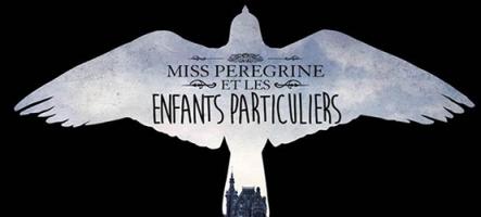 Miss Peregrine et les enfants particuliers : Le nouveau Tim Burton en vidéo