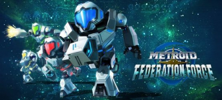10 minutes de gameplay pour Metroid Prime: Federation Force