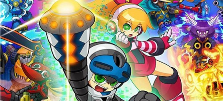 (TEST) Mighty N°9 (PC, PS4, Xbox One, Wii U, 3DS, PS Vita)