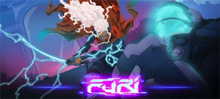 Furi : Baston de boss