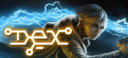 Dex, un jeu d'aventure cyberpunk