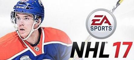Vladimir Tarasenko en vedette de NHL 17