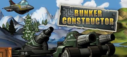 Bunker Constructor : Comme son nom l'indique