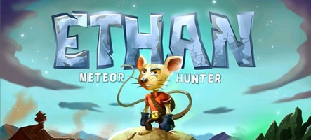 Ethan: Meteor Hunter sort vendredi sur Xbox One
