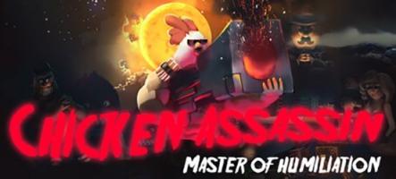 Chicken Assassin - Master of Humiliation, une histoire de poulet