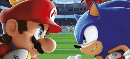 (TEST) Mario et Sonic aux Jeux Olympiques de Rio 2016 (Wii U, 3DS)