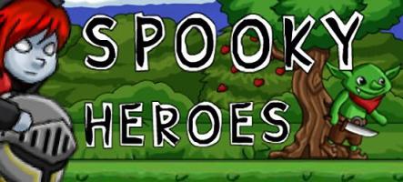 Spooky Heroes : Un petit jeu d'action-plateformes indépendant