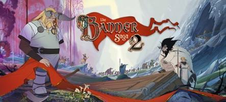 The Banner Saga 2 en avance sur PS4 et Xbox One