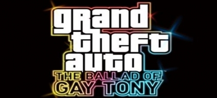 GTA IV : The Ballad Of Gay Tony, la vidéo