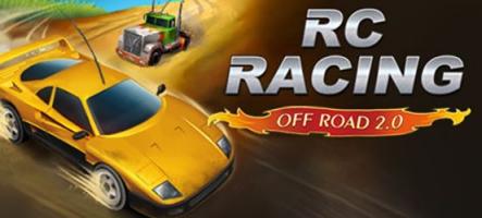 RC Racing Off Road 2.0 : Vous avez encore l'âge de jouer aux petites voitures ?