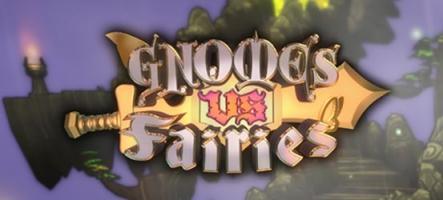 Gnomes Vs. Fairies : Nous sommes tous des nains de jardin