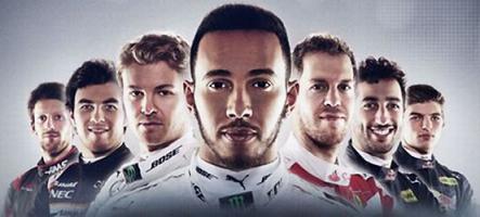 F1 2016 : Une bande-annonce de Spielberg