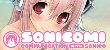 Sonicomi : Un jeu de star japonaise !