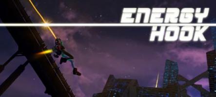 Energy Hook : Le sport extrême du futur