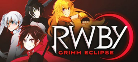 RWBY: Grimm Eclipse, un hack'n slash coop