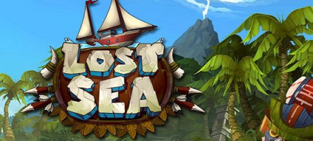 Lost Sea : Un jeu d'aventure énorme !