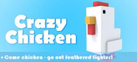 Crazy Chicken : Il faut sauver le soldat poulet
