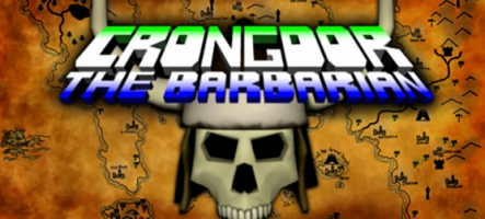 Crongdor the Barbarian, un jeu d'action ultra sanglant