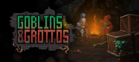 Goblins and Grottos : vengeance contre ces salauds de héros