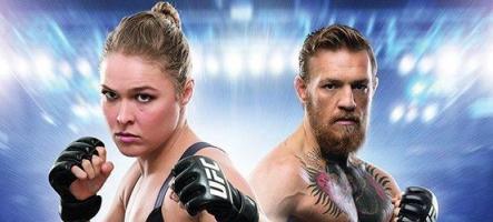 EA Sports UFC 2 en démo