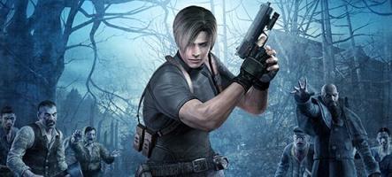 Resident Evil 4 débarque sur Xbox One et PS4