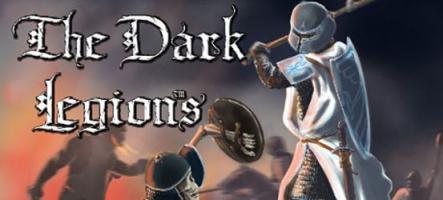 The Dark Legions, un jeu de stratégie médiéval