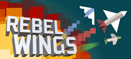 Rebel Wings : Un shoot aérien multijoueur