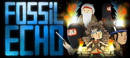 Découvrez Fossil Echo, un magnifique jeu de plateformes