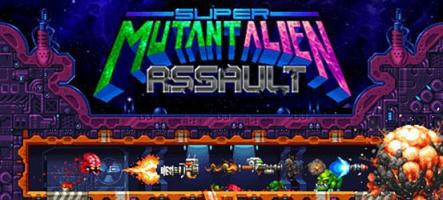 Super Mutant Alien Assault, un jeu chaque fois renouvelé