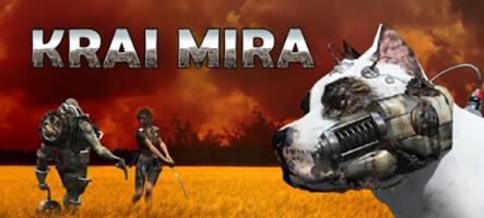 Krai Mira, un nouveau jeu de rôle post-apocalyptique