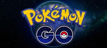Pokemon Go : Un carton énorme pour Nintendo