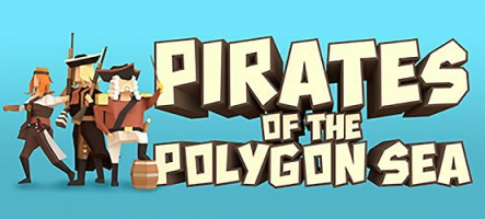 Pirates of the Polygon Sea : Le grand crique vous croque