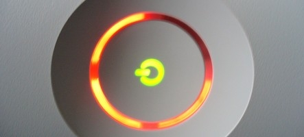 Moins de Red Ring of Death pour la Xbox 360
