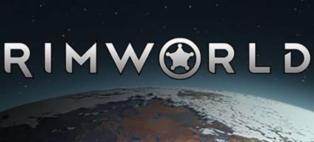 RimWorld, un nouveau jeu de stratégie grandiose