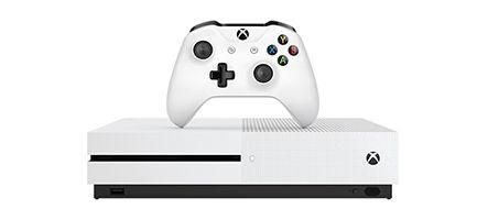 La Xbox One S pour le 2 août