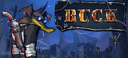 Buck : Un jeu post apocalyptique en 2D