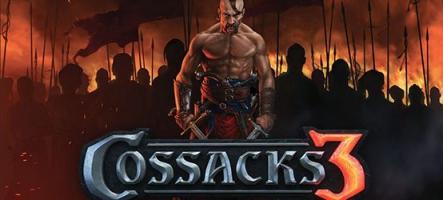 Cossacks 3 débarque en septembre